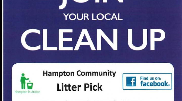 Join Your Local Clean Up