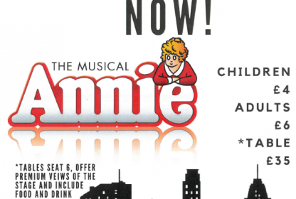Annie Musical Production - March 2019