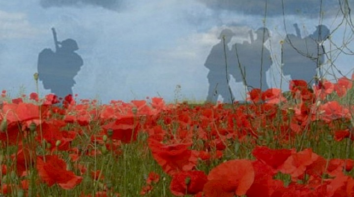 Remembrance - Monday 11th November