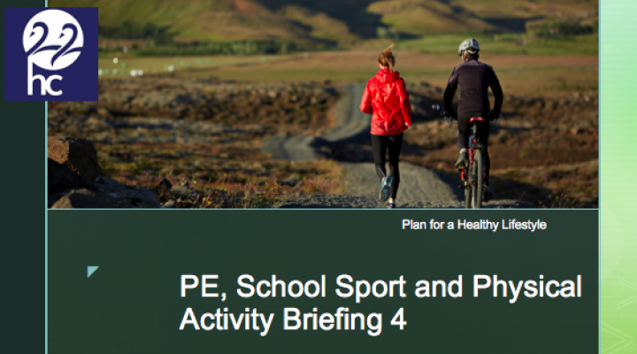 PE and Activity Ideas and Survey